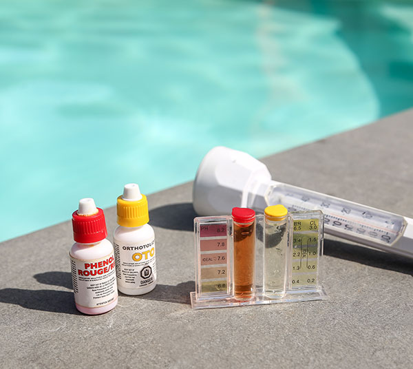 Pool Test Chemicals