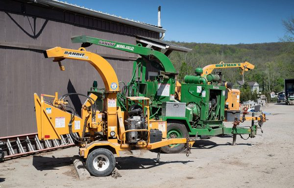 Rental Equipment at Hoffman's Supply